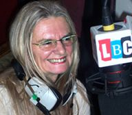 Valerie Austin talks to LBC